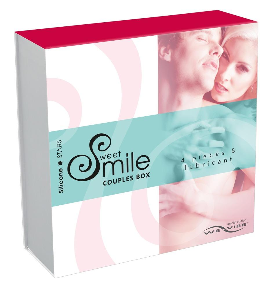 Sweet Smile Couples Box, kinkekomplekt paaridele