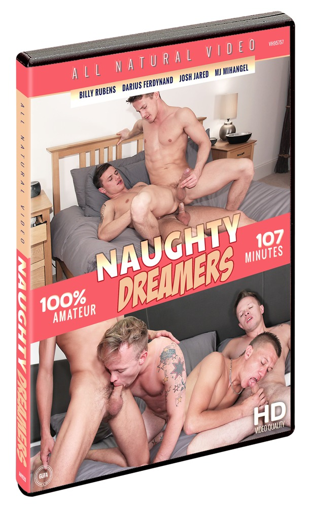 "DVD. ""Naughty Dreamers"", gei, 107min"